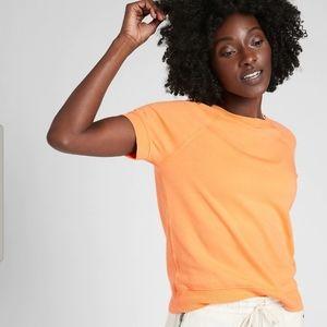St.John Sport Orange Casual Women's T-shirt